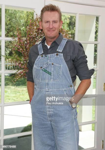 "Singer-songwriter Rory Feek visit Hallmark's ""Home & Family"" at Universal Studios Hollywood on June 28, 2018 in Universal City, California."