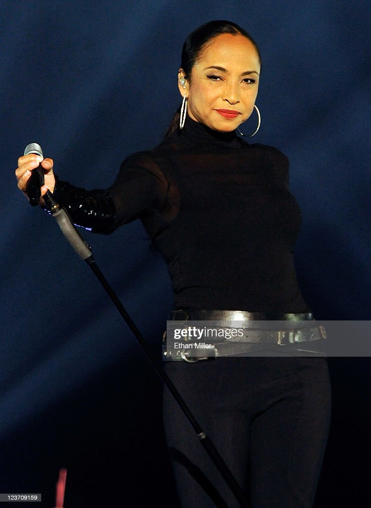 Sade And John Legend Perform At The MGM Grand Garden Arena Photos
