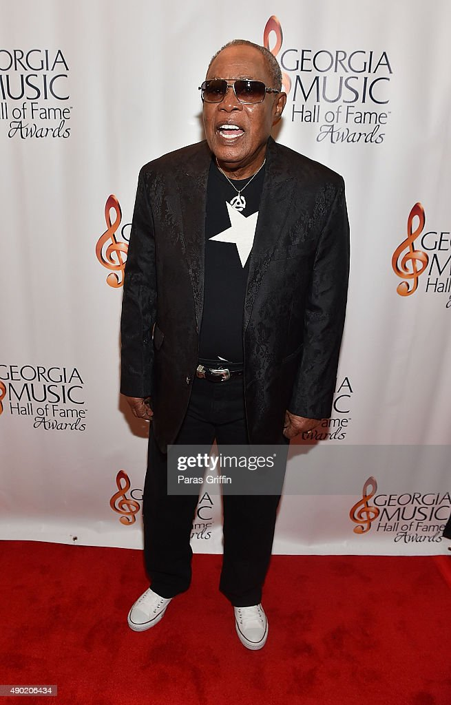 Singer/songwriter Sam Moore attends 2015 Georgia Music Hall Of Fame Awards at Georgia World Congress Center on September 26, 2015 in Atlanta, Georgia.