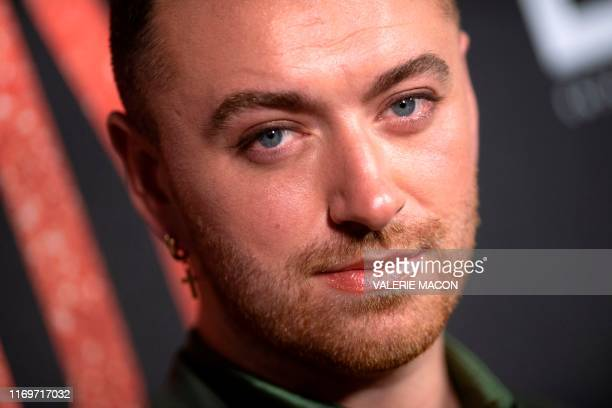 Singer/songwriter Sam Smith attends the Los Angeles Premiere of Judy at the Samuel Goldwyn Theater September 19 in Los Angeles California