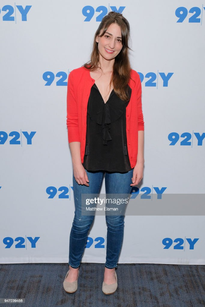 Singer-songwriter Sara Bareilles attends 92nd Street Y Presents: The Women Of 'Waitress: The Musical' at 92nd Street Y on April 16, 2018 in New York City.