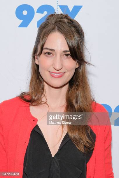 Singersongwriter Sara Bareilles attends 92nd Street Y Presents The Women Of 'Waitress The Musical' at 92nd Street Y on April 16 2018 in New York City