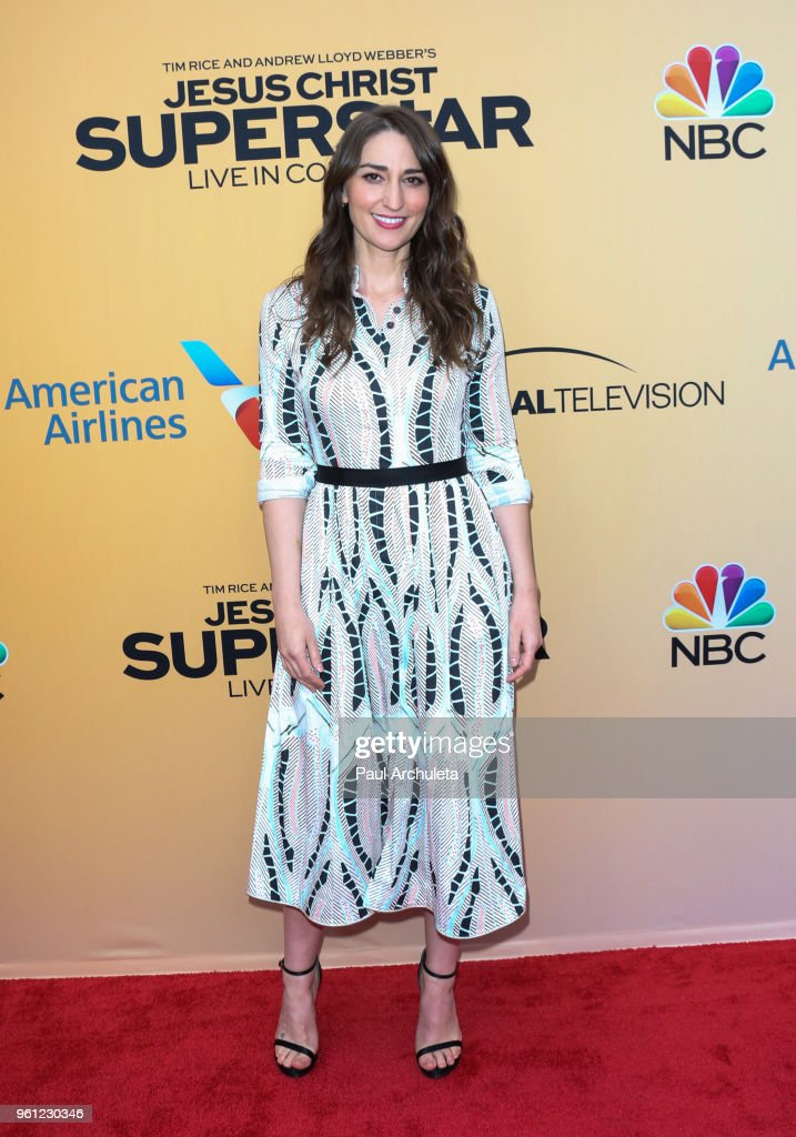 Singer-Songwriter Sara Bareilles attends NBC's 'Jesus Christ Superstar Live In Concert' FYC event at the Egyptian Theatre on May 21, 2018 in Hollywood, California.