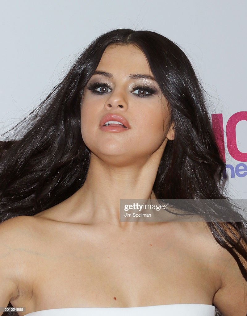 Singer/songwriter Selena Gomez attends the Z100's iHeartRadio Jingle Ball 2015 at Madison Square Garden on December 11, 2015 in New York City.