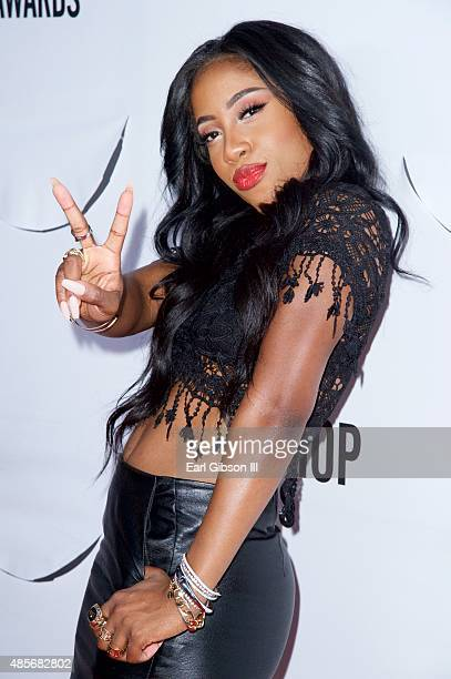 Singer/Songwriter Sevyn Streeter attends the 2015 BMI RB/HipHop Awards Show at Saban