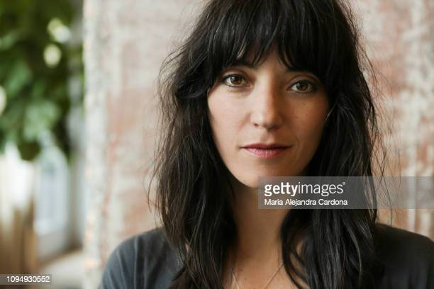Singer/songwriter Sharon Van Etten is photographed for Los Angeles Times on October 21 2018 in Los Angeles California PUBLISHED IMAGE CREDIT MUST...