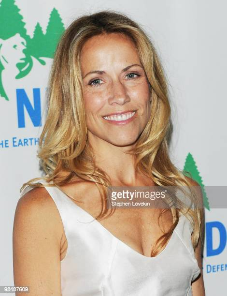 Singer/songwriter Sheryl Crow attends the Natural Resources Defense Council's 12th annual Forces for Nature gala benefit at Pier Sixty at Chelsea...