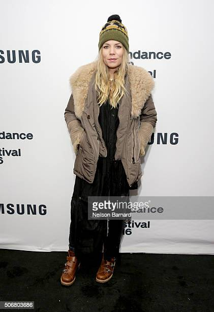 Singer/songwriter Skylar Grey attends Samsung Supper Club featuring AlunaGeorge during The Sundance Film Festival 2016 on January 25 2016 in Park...