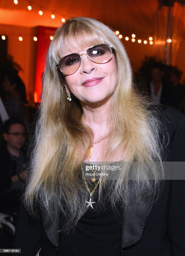 Singer-songwriter Stevie Nicks attends the Opening Night Party during the 2017 Los Angeles Film Festival at Culver Studios on June 14, 2017 in Culver City, California.