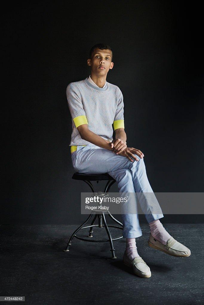 Stromae, SXSW Portrait, March 18, 2015