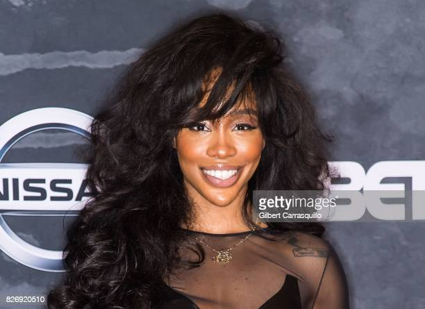 Singersongwriter SZA attends Black Girls Rock 2017 at New Jersey Performing Arts Center on August 5 2017 in Newark New Jersey