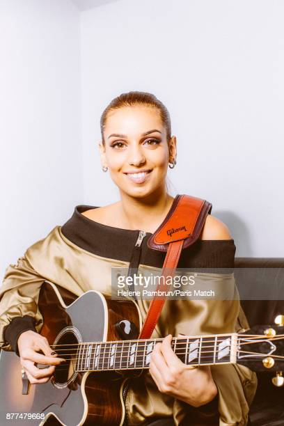 Singersongwriter Tal Benyerzi is photographed for Paris Match on February 26 2017 in Paris France