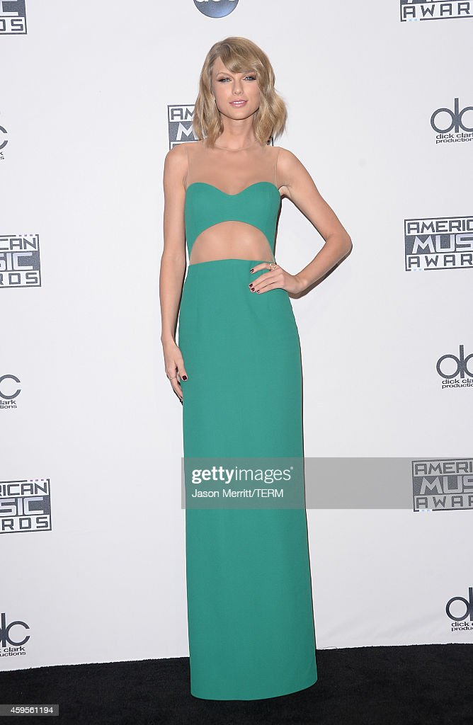 2014 American Music Awards - Press Room : News Photo