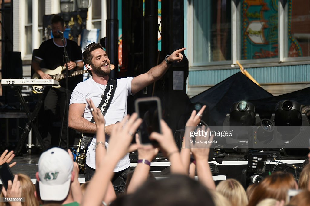 2016 CMT Music Awards - Rehearsals Day 2