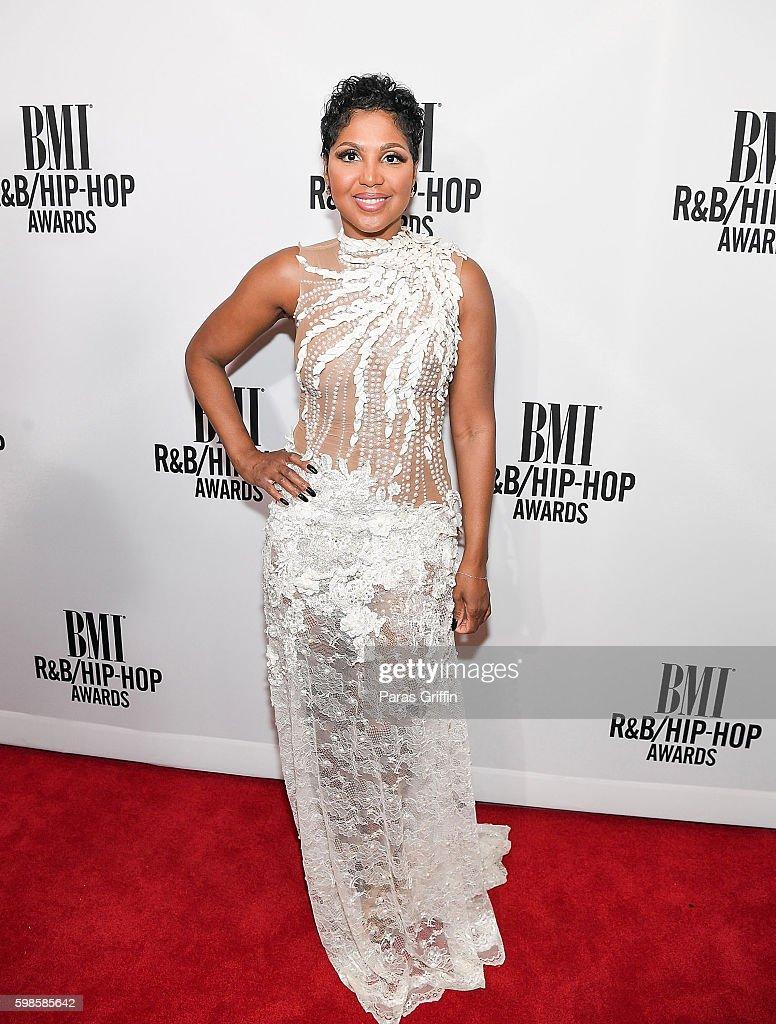 2016 BMI R&B/Hip-Hop Awards - Red Carpet