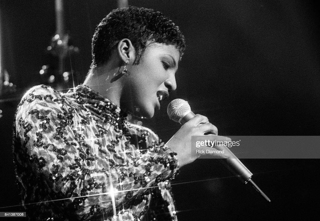 Toni Braxton Platinum Celebration And Performance : News Photo