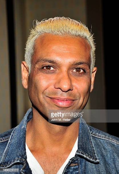 """Singer/Songwriter Tony Kanal from """"No Doubt"""" attends the book signing of """"Legends, Icons & Rebels: Music That Changed The World"""" at Barnes & Noble..."""