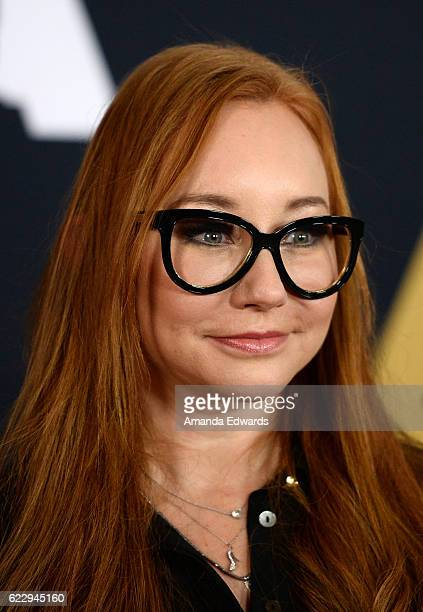 Singersongwriter Tori Amos arrives at the Academy of Motion Picture Arts and Sciences' 8th Annual Governors Awards at The Ray Dolby Ballroom at...