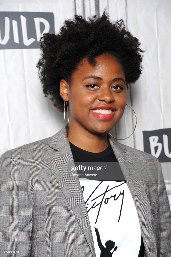 Singer-songwriter Victory visits Build Series to discuss 'Open Your Eyes'' at Build Studio on June 13, 2018 in New York City.