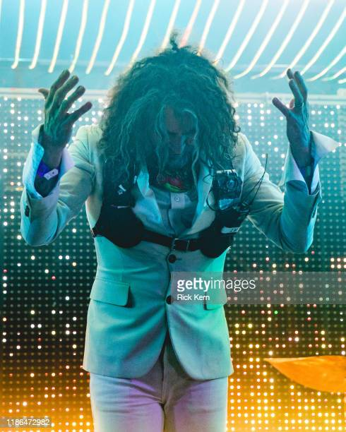 Singersongwriter Wayne Coyne of The Flaming Lips performs onstage during Levitation at Stubb's BarBQ on November 08 2019 in Austin Texas