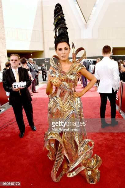 Singersongwriter Z LaLa attends the 2018 Billboard Music Awards at MGM Grand Garden Arena on May 20 2018 in Las Vegas Nevada