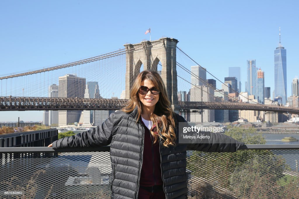 "Paula Abdul And Turnaround Arts Students Film Turnaround Arts Music Video Project ""Love Train"""