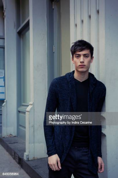 Singer/songwriter/record producer Jonathon Ng aka EDEN is photographed for The Untitled Magazine on October 7 2016 in New York City
