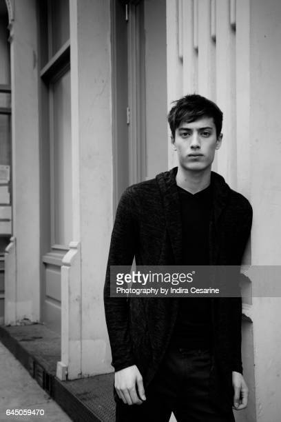 Singer/songwriter/record producer Jonathon Ng aka EDEN is photographed for The Untitled Magazine on October 7 2016 in New York City PUBLISHED IMAGE