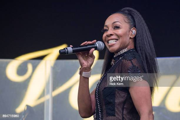 Singersongwriters Terry Ellis of En Vogue performs onstage during Day for Night festival on December 17 2017 in Houston Texas