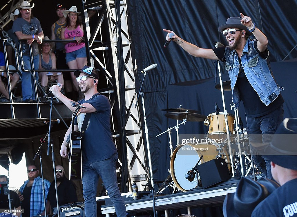 County Thunder Music Festivals Arizona - Day 3 : News Photo