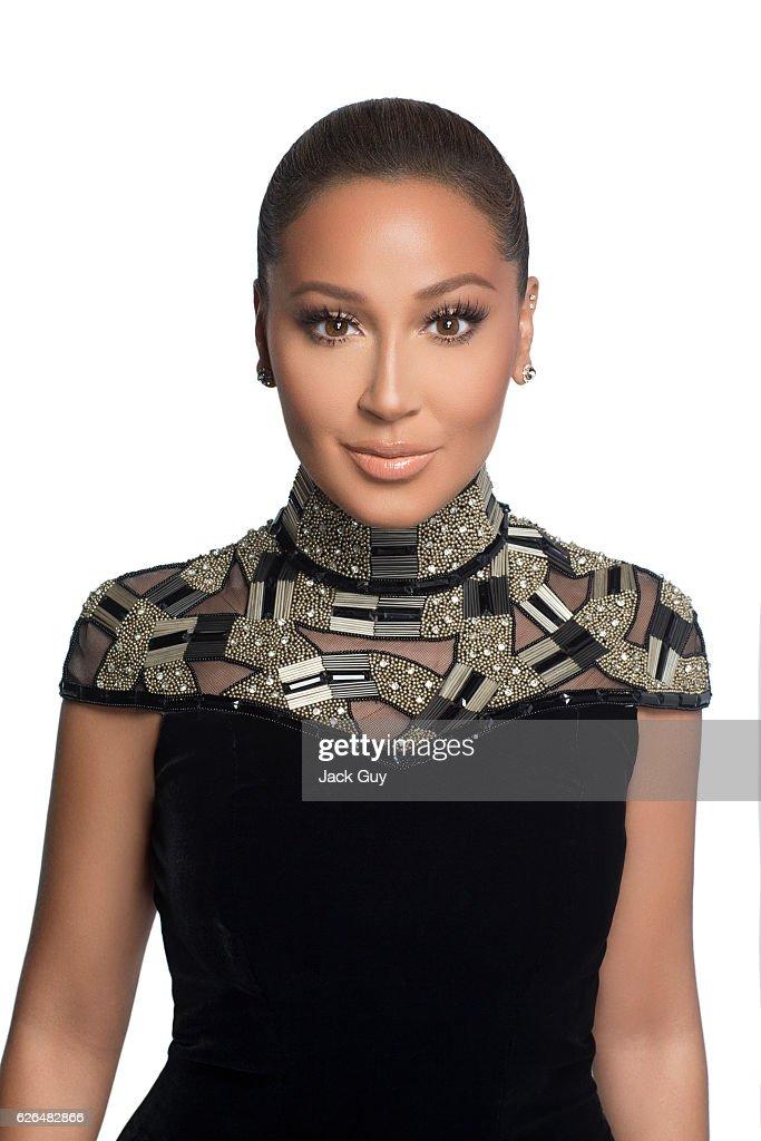 Adrienne Bailon, Latina Magazine, September 2014