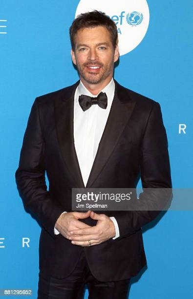 Singer/TV host Harry Connick Jr attends the 13th Annual UNICEF Snowflake Ball 2017 at The Atrium at 60 Wall Street on November 28 2017 in New York...