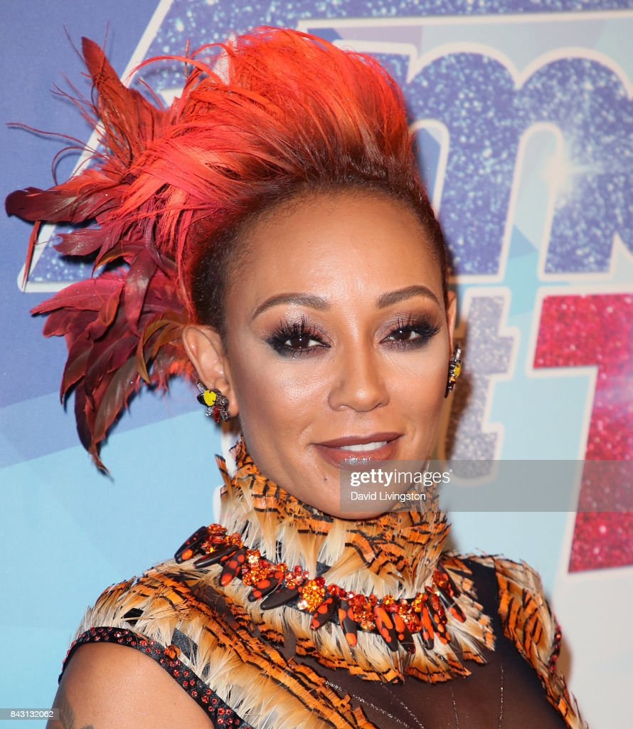 Singer/TV personality Mel B attends NBC's 'America's Got Talent' Season 12 live show at Dolby Theatre on September 5, 2017 in Hollywood, California.