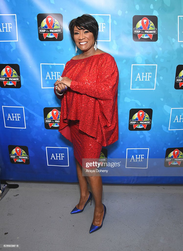 AIDS Healthcare Foundation Presents 'Keep The Promise' : News Photo
