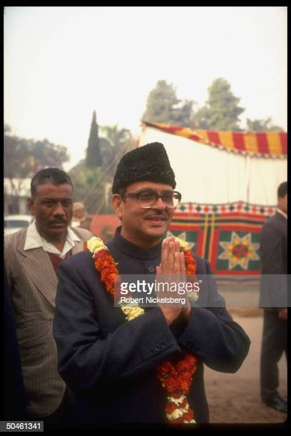 Singh, , during daily durbar, aka mtg. W. Constituents.
