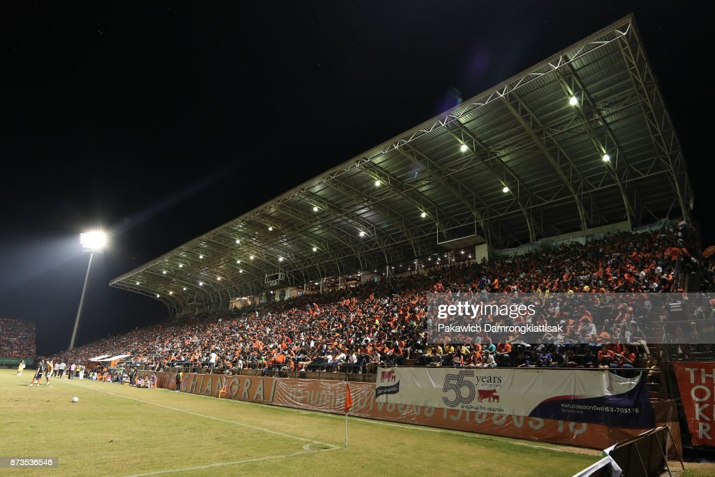 Chiangrai United v SCG Muangthong United : News Photo
