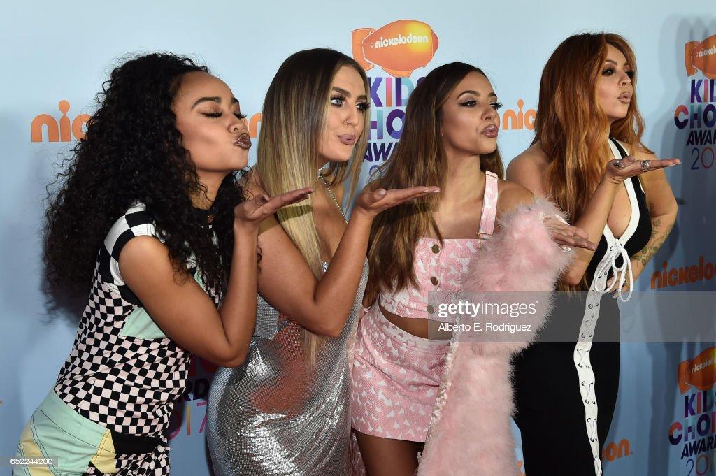 Nickelodeon's 2017 Kids' Choice Awards - Red Carpet : News Photo