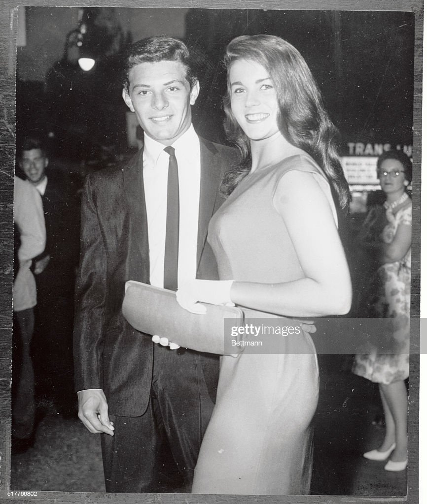 Frankie Avalon Pics for frankie avalon with ann-margret pictures | getty images