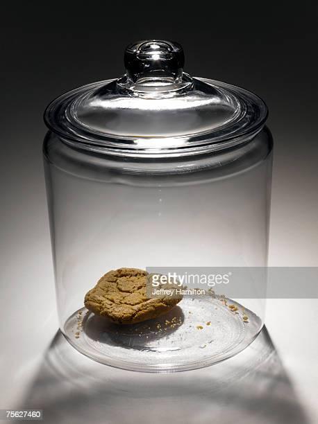 Single cookie in cookie jar