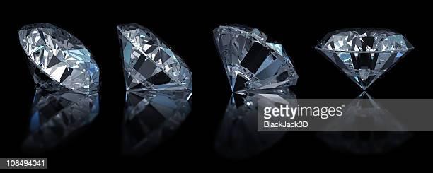 Single diamond (4 position)