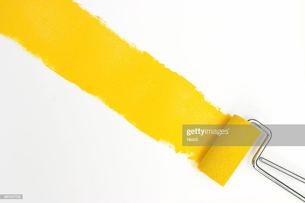 Pintura-Reforma de casa : Foto de stock