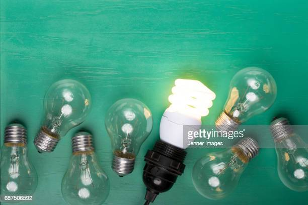 singled out - light bulb stock pictures, royalty-free photos & images