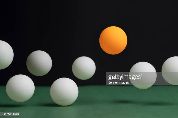 singled out - bouncing ball stock photos and pictures