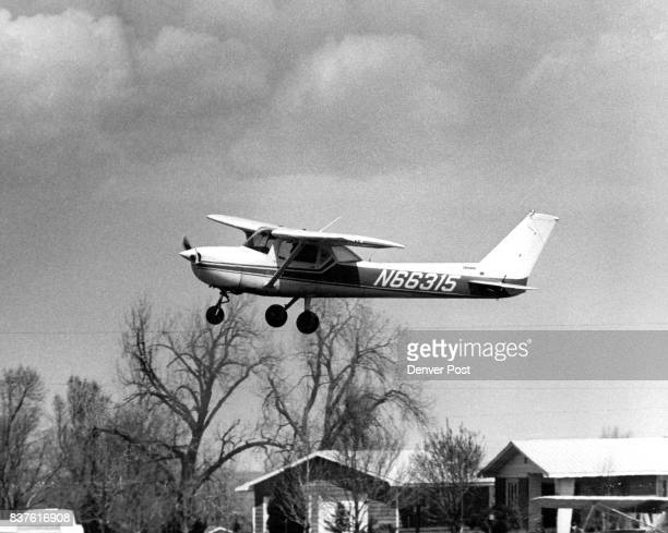 SingleEngine FixedGear Airplane Practices Touch Downs At Boulder's Airport Nudged by unhappy neighbors of the airport city officials are trying to...