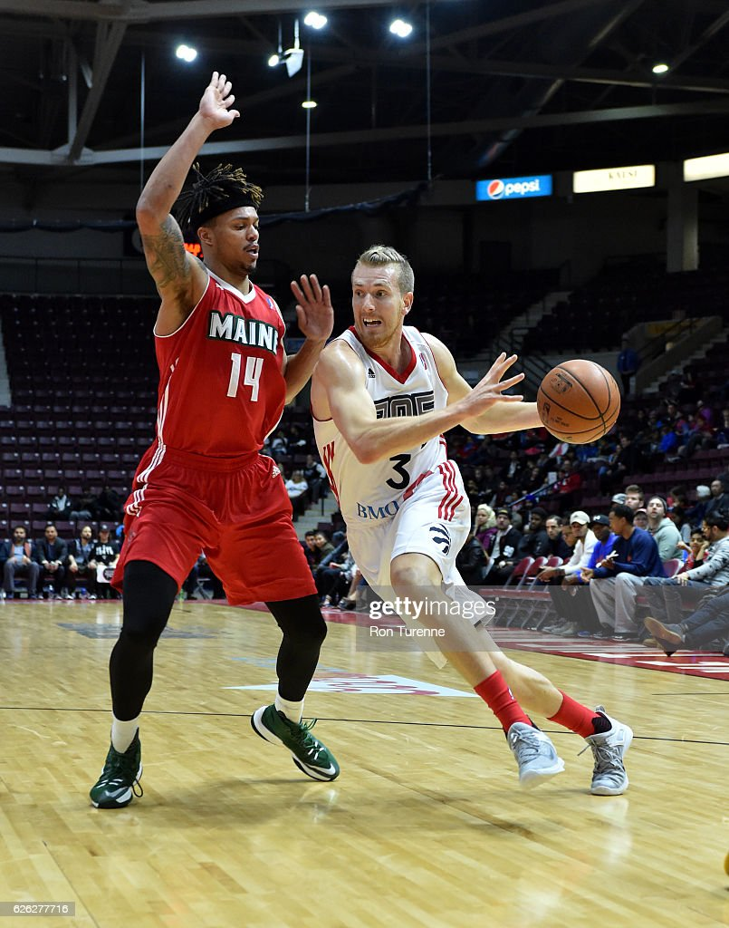 Maine Red Claws v Raptors 905