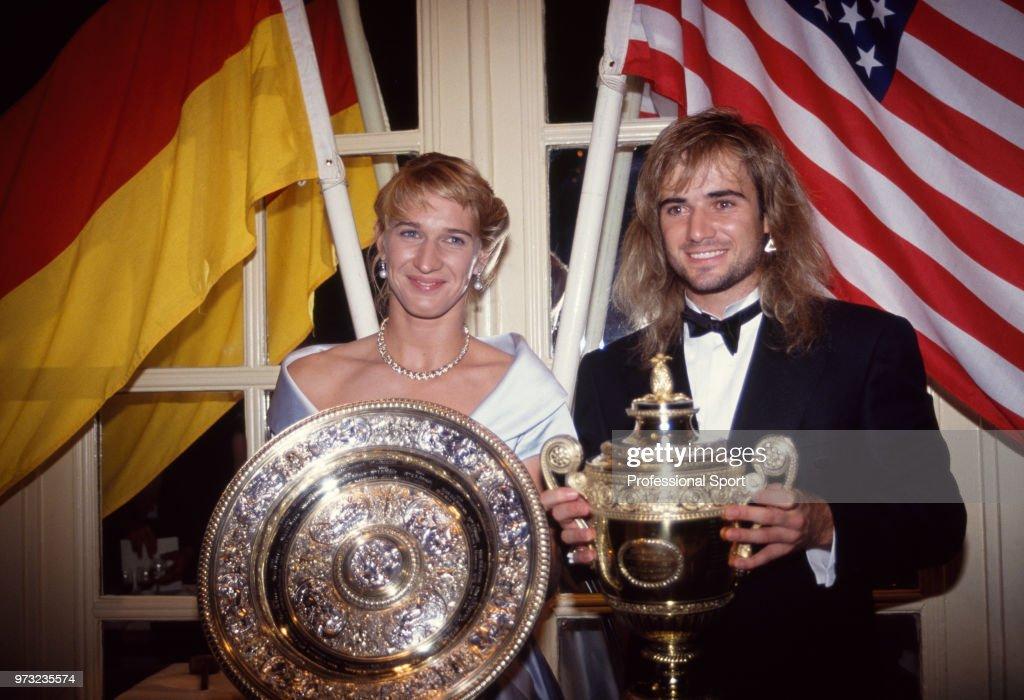 Wimbledon Champions' Dinner : ニュース写真