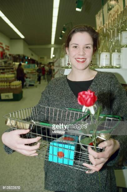 Singles night at Asda 24th March 1994
