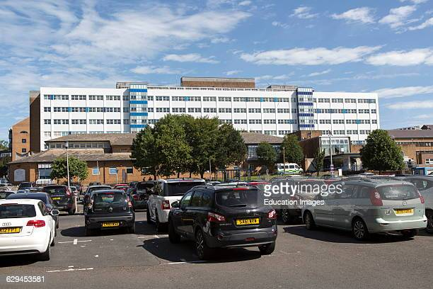 Singleton hospital Swansea South Wales West Glamorgan UK