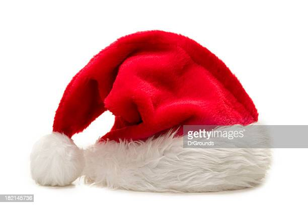 A singular santas hat for Christmas