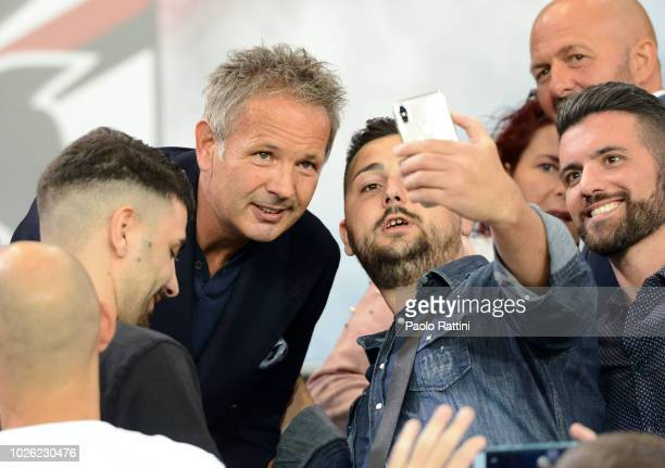 Sinisa Mihajlovic Pictures and Photos - Getty Images